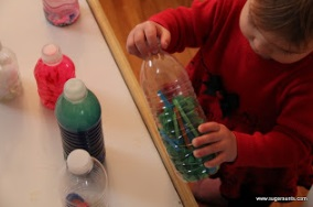 musical plastic bottles 4