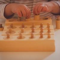 Montessori Cilindros sensoriales